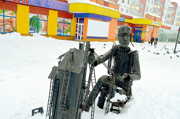 Скульптура, памятники