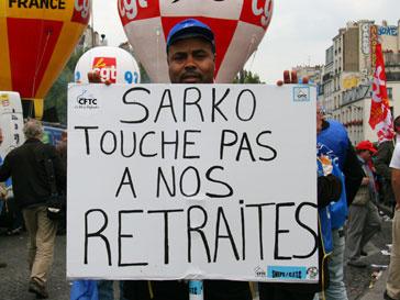 Авторитет Николя Саркози значительно упал в глазах французских граждан