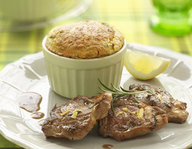 рецепт суфле из отварной говядины