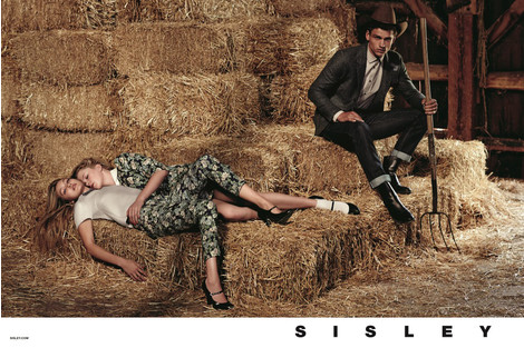 Бренд Sisley представил сексуальную рекламную кампанию