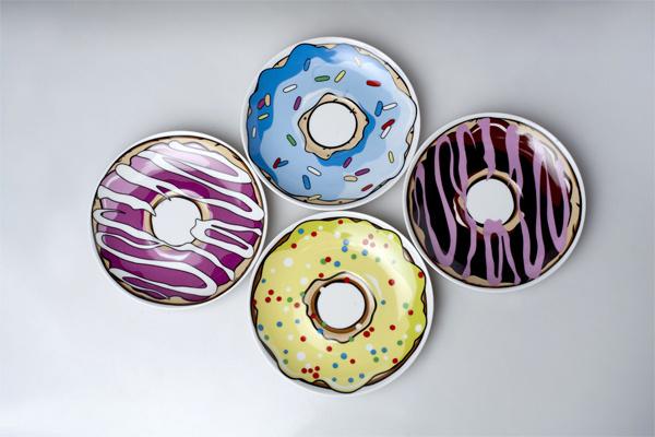 Оригинальная коллекция посуды