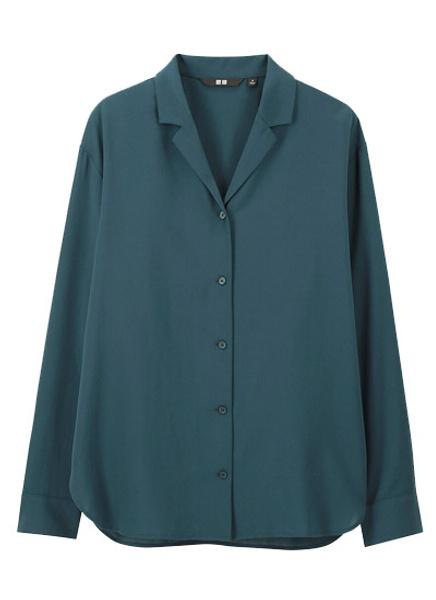 Рубашка Uniqlo, 999 руб.