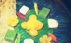 Анфиса Чехова раскритиковала тайскую кухню