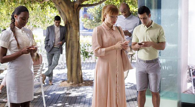 «Как приручить смартфоны»: сериалы в тему