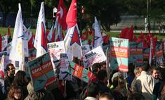 В Португалии началась всеобщая 24-часовая забастовка