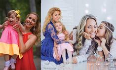 Дочки-матери: 13 самых прекрасных уралочек с дочурками