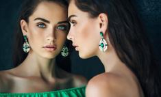 Секреты макияжа к салатовому платью