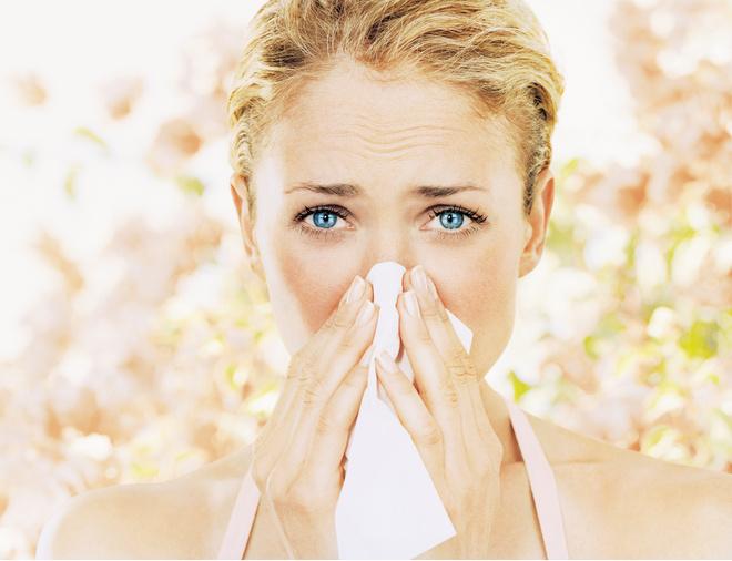 Симптомы аллергии на запахи