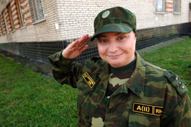 Светлана Пермякова Солдаты