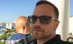 Чадов отдохнул в Крыму с сыном и без Агнии
