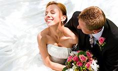 Выбираем лучшее свадебное селфи!