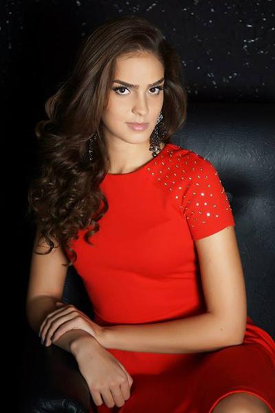 22-летняя ростовчанка выступит в финале конкурса «Мисс Россия 2016»