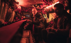 maxim рецензирует самый обсуждаемый российский фильм петровы гриппе