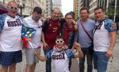 Ижевская «Катюша» не попала в трансляцию мачта Россия – Алжир