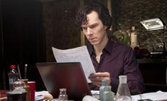 Появились кадры со съемок новых серий «Шерлока»