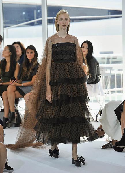 Неделя моды в Нью-Йорке: день девятый | галерея [1] фото [15]