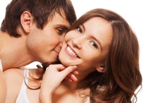 Поведение влюблённого мужчины во время секса