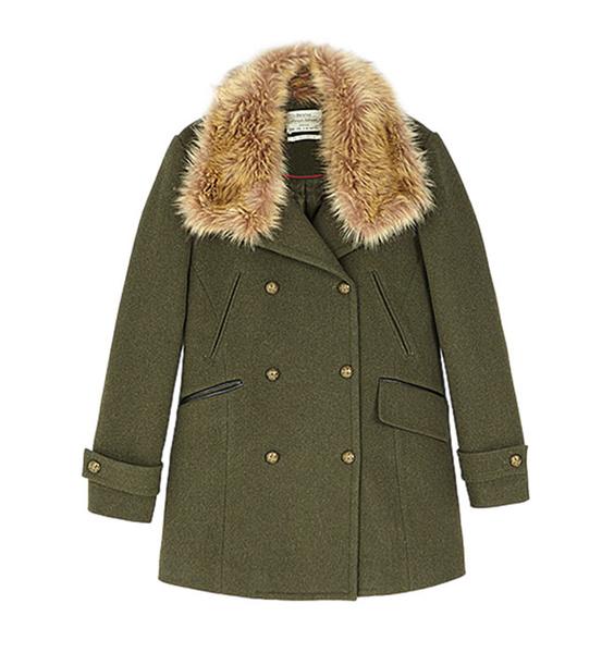 Пальто Bershka, 4999 р.