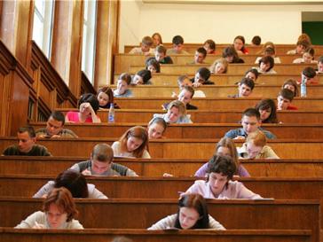 Студенты не согласны лишаться стипеднии