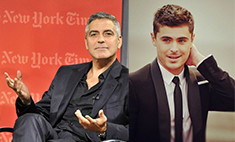 Крутое пике: Клуни больше не секс-символ