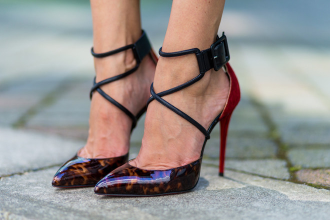 Как менялась мода на туфли
