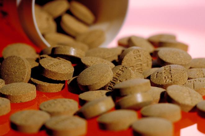 Слабительное в таблетках