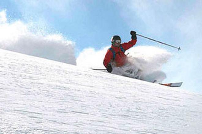 Высоты, на которые забрасываются лыжники и сноубордисты, у нас примерно 3000–3800 метров