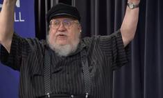 джордж мартин пообещал поклонникам финал игры престолов