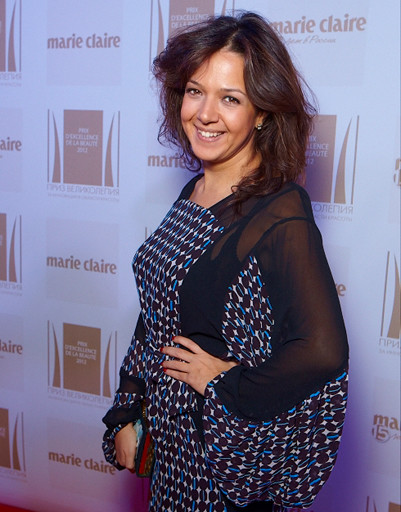 Журналистка Ксения Чилингарова