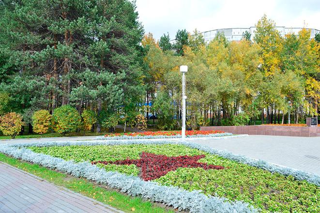 Осенний Сургут