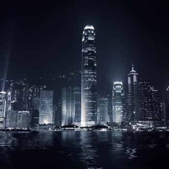 «В Гонконге я растворяюсь»