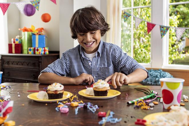 сценарий день рождения 10 лет мальчику