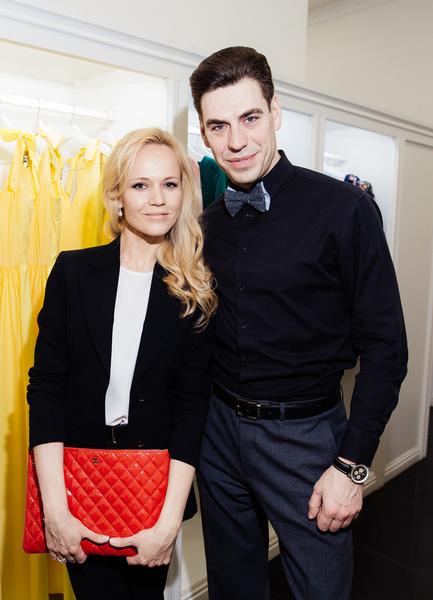Татьяна и Дмитрий Дюжевы
