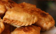 Самосы: постные индийские пирожки