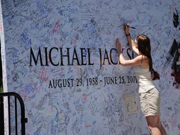 Мемориал Майклу Джексону