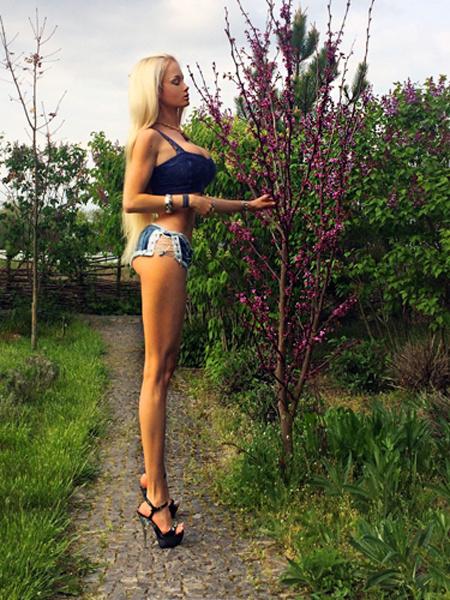 Секс длинные девочки фото 118-876
