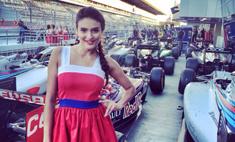 Сибирячка на «Формуле-1»: подъем в 5:30 и поцелуй Путина