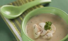 Как приготовить крем суп из шампиньонов со сливками