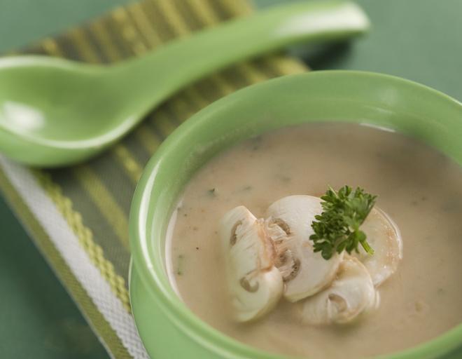 Суп-пюре из шампиньонов со сливками рецепт с фото форум