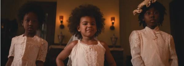 В новом клипе Бейонсе снялась ее дочь