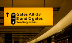 Британский аэропорт «Хитроу» закрывается из-за вулканического пепла