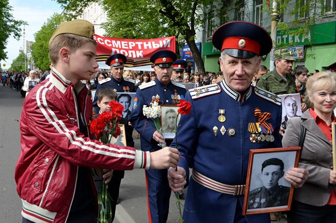 Подробная программа на 9 мая: Воронеж, афиша