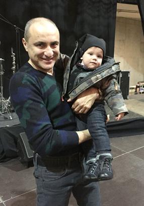 Михаил Турецкий, семейные фото