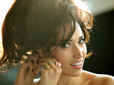 """Главной претенденткой на победу в """"Евровидении""""-2012 считают итальянку Нину Зилли."""