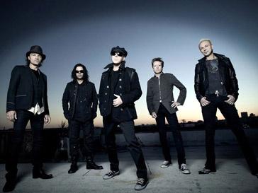 Легендарная группа Scorpions покидает сцену в 2011 году