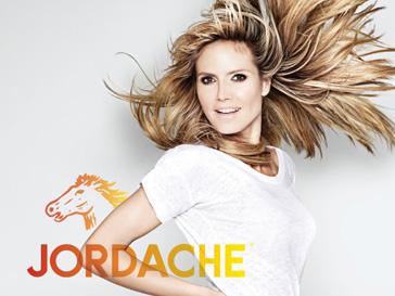 Хайди Клум (Heidi Klum) в рекламной кампании Jordache, осень-зима 2012\13
