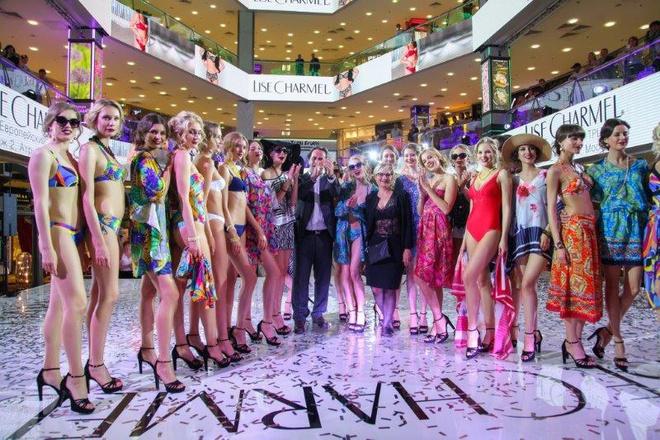 В Москве открылся второй бутик Lise Charmel