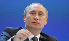 Наоми Кэмпбелл взяла интервью у Владимира Путина