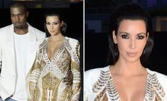 Ким Кардашьян и Канье Уэст – лучшая пара в Каннах?