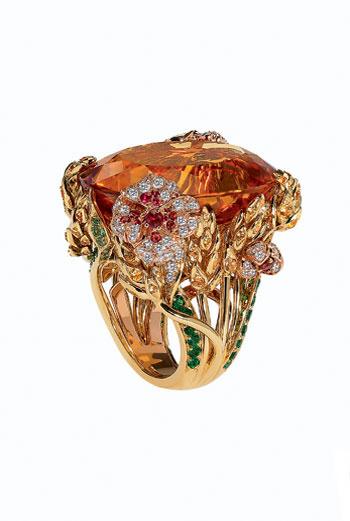 Кольцо, Dior Joaillerie